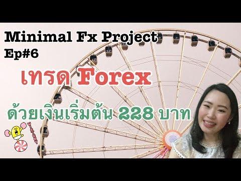 Minimal Fx Project ep#6 เทรด Forex ด้วยเงินเริ่มต้น 228 บาท ความท้าทายที่ต้องข้ามผ่าน