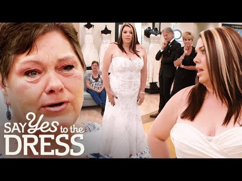 'I'm Surprised She Even Has a Fianc From the Way She Dresses!'| Say Yes To The Dress Atlanta