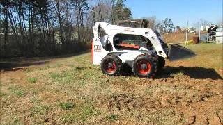 For Sale 2007 Bobcat A300 Skid Steer Loader Tractor Bob Tach Two Way bidadoo.com