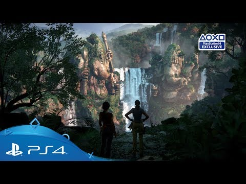 Uncharted: The Lost Legacy | E3 2017 Story Trailer | PS4