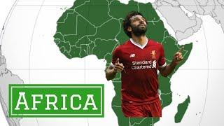 Her Kıtadan 1 Futbolcu ile Dünya'nın En İyi 7 Harikası