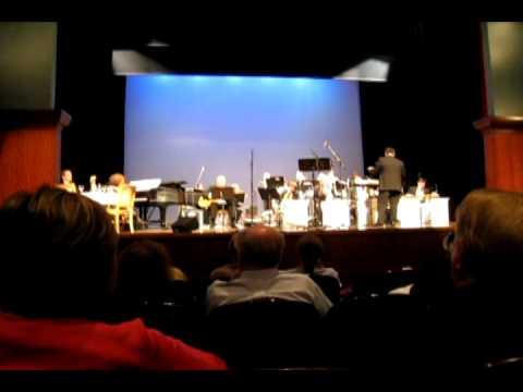 "The Barristers Big Band plays ""Facinating Rhythm"""