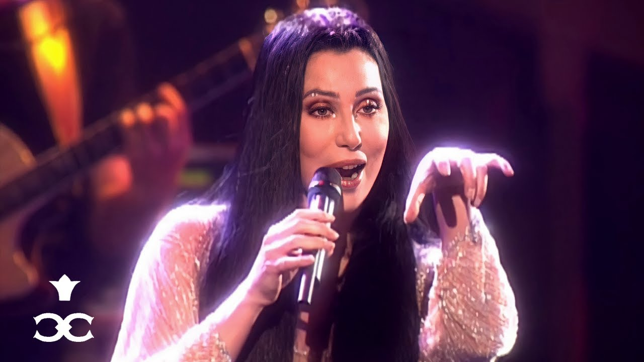 Cher Take Me Home Tour