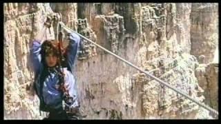 CLIFFHANGER (SILVESTER STALLONE) PRIMA SCENA DEL FILM