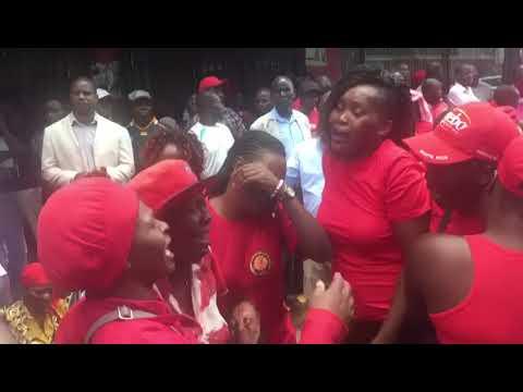 Abanye Abantu Abakhalela Imuli Yako Tsvangirai