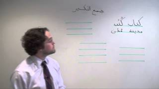 Arabic Grammar: An Overview of Broken Plural Patterns in Arabic جمع التكسير