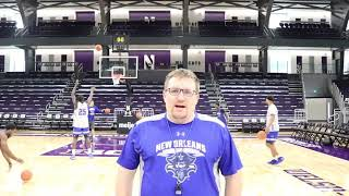 Coach Sless previews Northwestern
