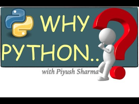 Why Python for Network Engineer