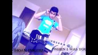 "blink-182 - ""When I was Young"" (Guitar Cover)"