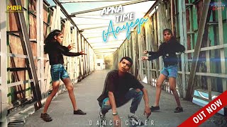 | Apna Time Ayega | Gully Boy | Dance Choreography By | Mehul Panchal |
