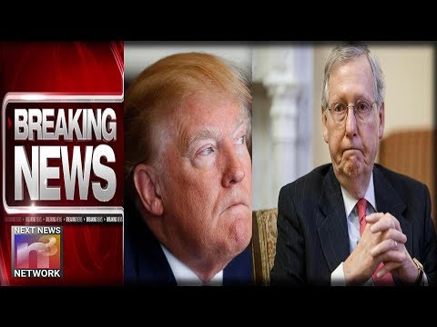 BREAKING: Trump Gets BAD NEWS From Mitch McConnell After Working SO HARD For The Country