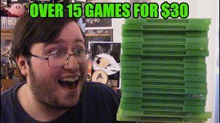 """Mystery Unboxing """"AWESOME Xbox One Game Lot for $30"""""""