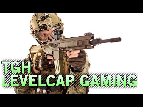 LevelCap Gaming Tactical Gear Heads - Personal Airsoft Gear and Guns - Airsoft GI