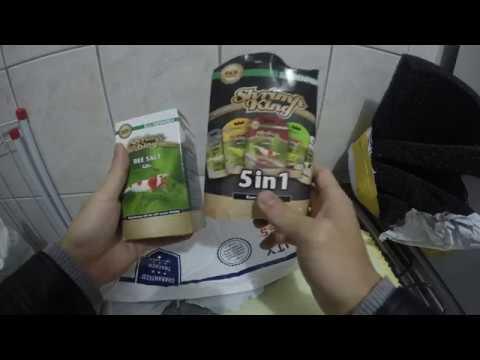 Fast Delivery Ebay / Shrimp Food / Shrimp King / Salt Bee GH+ / Bio Espuma Aliexpress