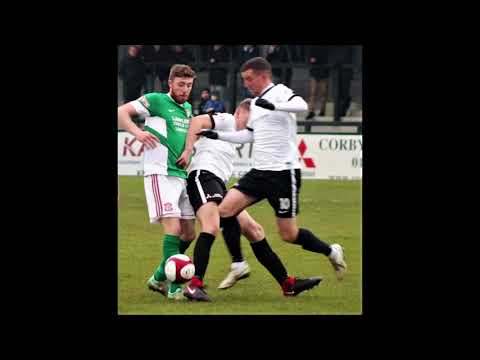 CORBY TOWN 2-3 LINCOLN UTD (PHOTO REEL)