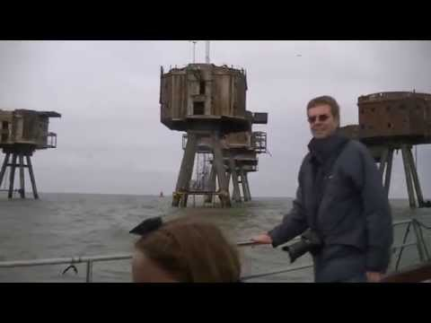Trip to the Thames Forts