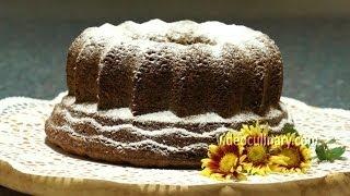 Lemon Poppy Seed Bundt Cake - Austrian Gugelhupf Recipe