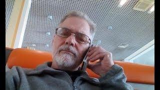 Канадец застрял в российском аэропорту / Новости