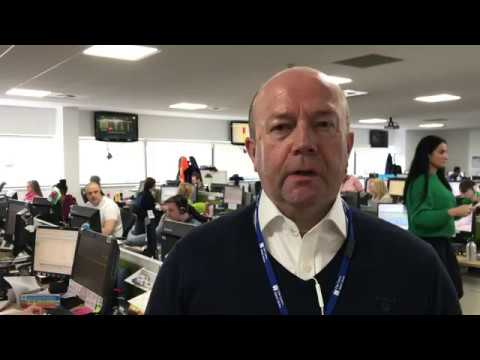 Welsh Water: Update from Peter Perry