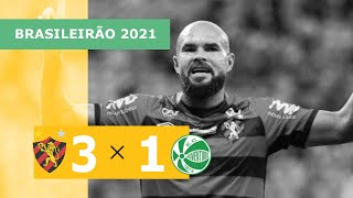 Спорт Ресифи  3-1  Жувентуде видео