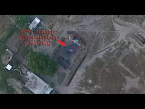 The Response to azerbaijani armed forces; ՊԲ պատժիչ գործողությունները 16 05 17