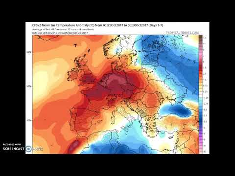 Europe November 2017 Outlook