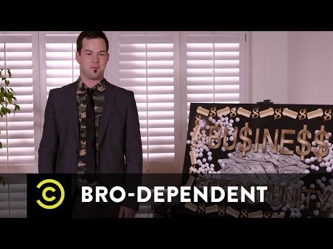 BroDependent  Ep. 205  Long Way Down  Uncensored