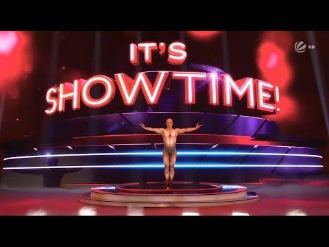"""Viktor Kee on """"It's Showtime!"""" -  SAT1 TV 2017"""