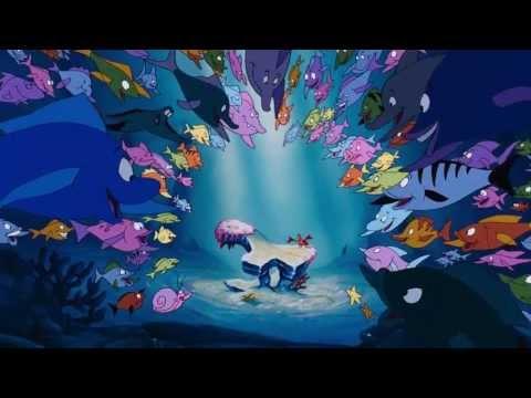 La Sirenita - Bajo El Mar (HD)