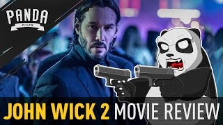 Keanu Murders the World Part Deux (John Wick: Chapter 2) Movie Review - Panda Picks