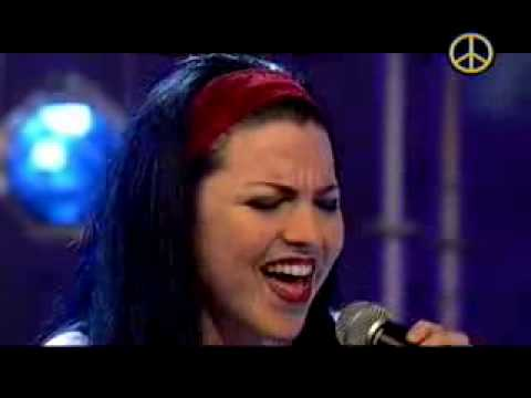 Amy Lee and Ben Moody performs Going Under