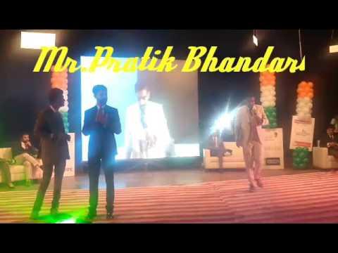 Mr. Pratik Bhandari speech in Oasis annual conclave..25th June 2017