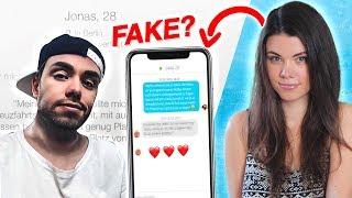 Online-Dating mit männlichem FAKE Profil: Katastrophe oder Erfolg?!   Sara Casy