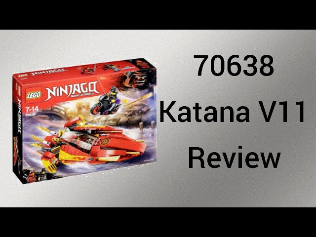 Schnell und Heiß | 70638 Katana V11 Review [deutsch] | Rpfreund2014
