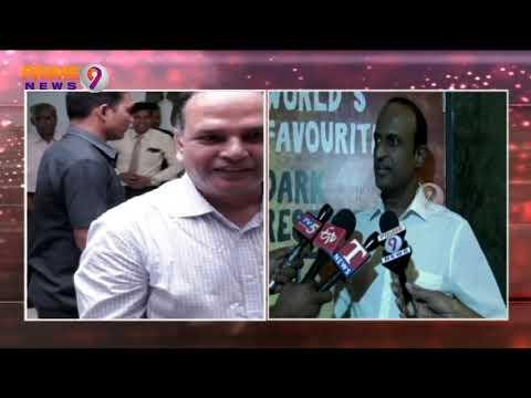 'Dialogue In The Dark' Restaurant Inaugurated By Telangana Chief Secretary SK Joshi At Begumpet