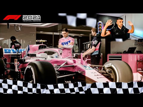 "MODO HISTORIA DE F1 2021 ""BRAKING POINT"" (EPISODIO 3) DjMaRiiO"