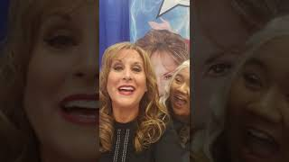 SINGING WITH ARIEL IN REAL LIFE - Jodi Benson voice actress of The Little Mermaid