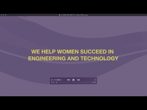 An Introduction to the Society of Women Engineers