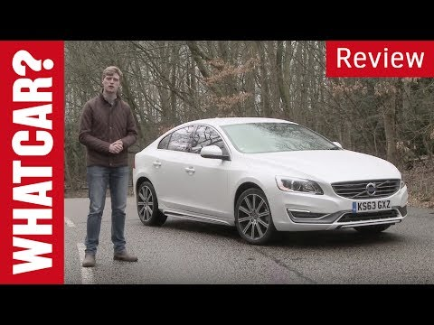 2014 Volvo S60 review - What Car?