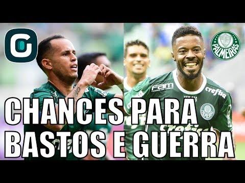 Palmeiras Deve Testar Guerra E M. Bastos Contra Mirassol- Gazeta Esportiva (09/02/18)