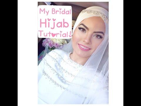 muslim red wedding dresses