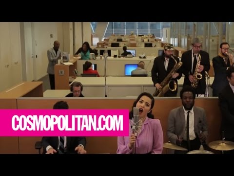 Postmodern Jukebox 2013 Mashup | Cosmopolitan