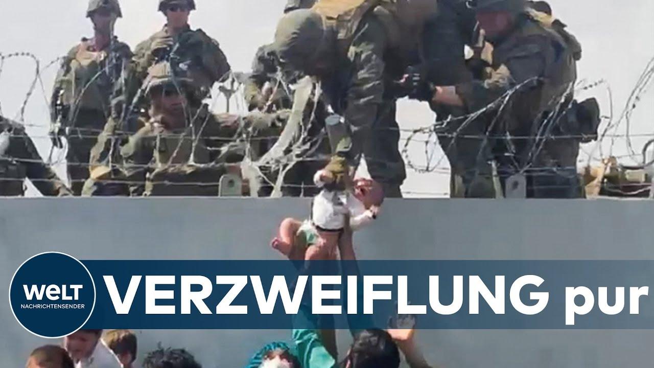 Download CHAOS IN KABUL: Wie Deutsche verzweifelt versuchen aus Afghanistan zu fliehen