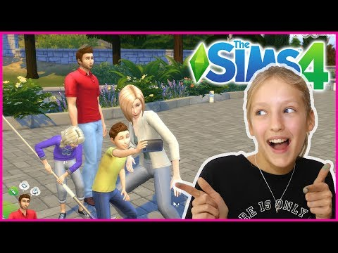 Creating My Real Life Family in SIMS 4