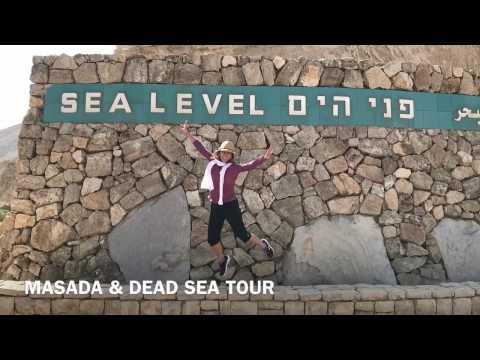 Masada and Dead Sea Tour