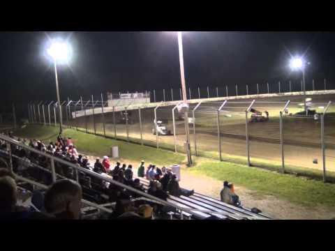 OCRS Sprint Series Humboldt Speedway Humboldt KS