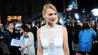 Ender's Game LA Premiere: Andrea Powell