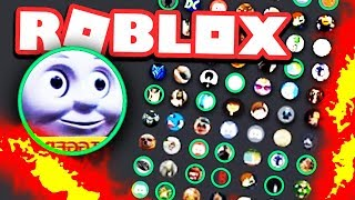 PLAYING ROBLOX WITH 50 FANS IN VOICECHAT