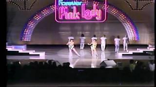 PINKLADY AGAIN &LAST 1984-9-2 東京渋谷公会堂.