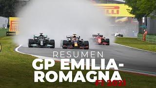 Resumen del GP de la Emilia-Romaña - F1 2021